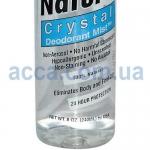 Crystal (кристал) - спреевый дезодорант для тела, ног и обуви (240 мл)